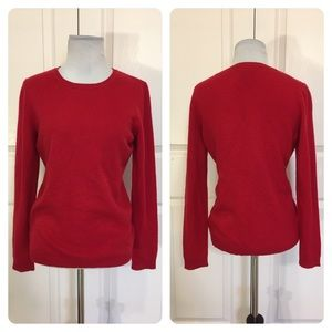 NWT! Charter Club Luxury Cashmere sweater